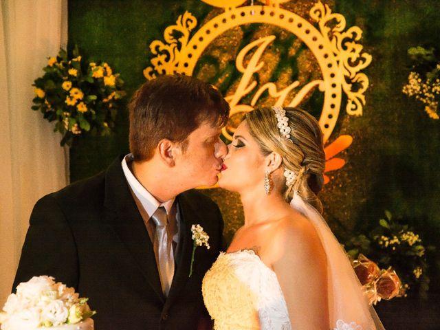 O casamento de Karielle e Jussara