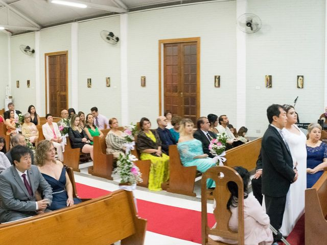 O casamento de Fernanda e Aloísio em Volta Redonda, Rio de Janeiro 17