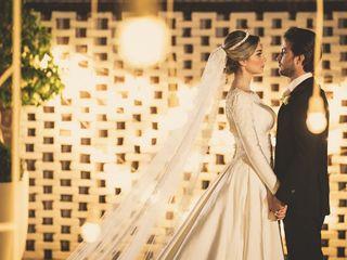 O casamento de Laura e Eduardo
