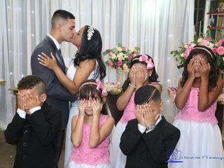 O casamento de Taíssa  e Gabriel  1