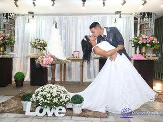 O casamento de Taíssa  e Gabriel