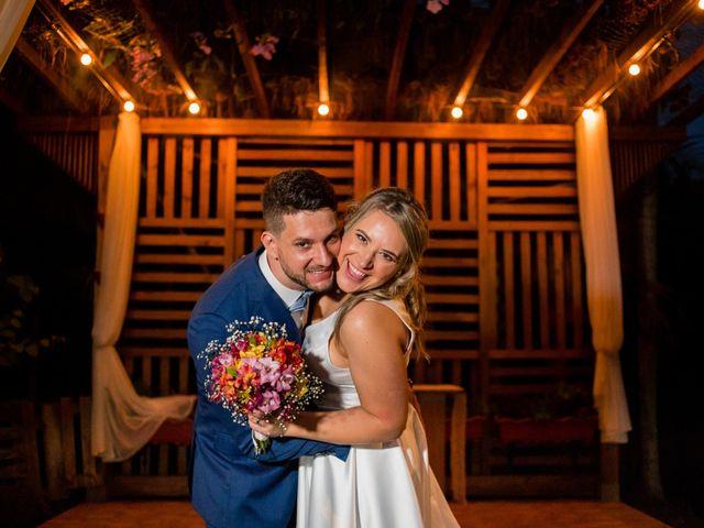 O casamento de Luiza e Beto