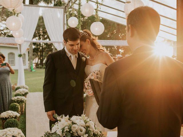 O casamento de Carolina e Heitor