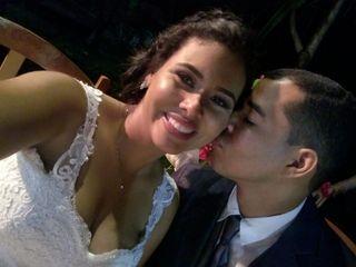 O casamento de Antonio Elton e Guediane