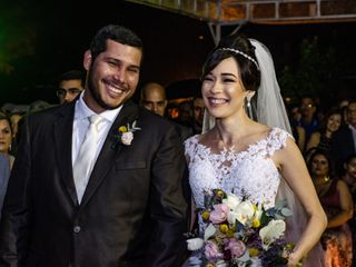 O casamento de Ana e Matheus