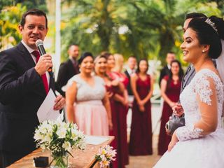 O casamento de Michelle e Jeison