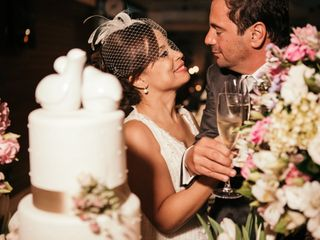 O casamento de Cecília e Manoel