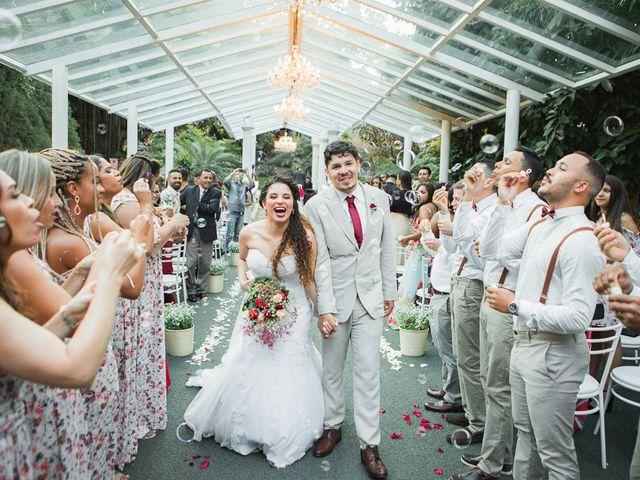 O casamento de Leiliane e Fernando