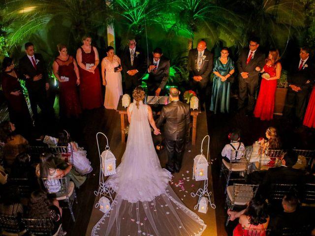 O casamento de Viviane e Paulo