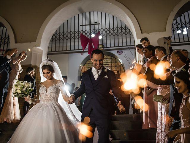 O casamento de Jessica e Saulo