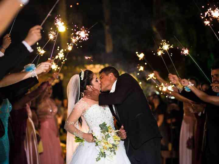 O casamento de Maralina e Bruno