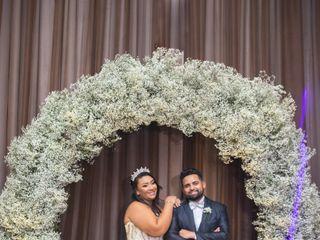 O casamento de Tharcia  e Jonas 2