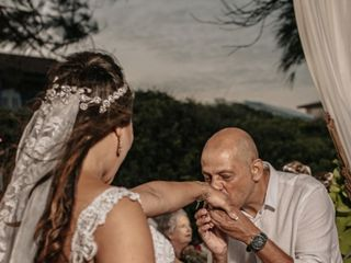 O casamento de Joana Mariah  e Rosa 1