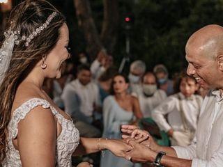 O casamento de Joana Mariah  e Rosa 2