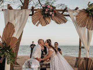 O casamento de Joana Mariah  e Rosa