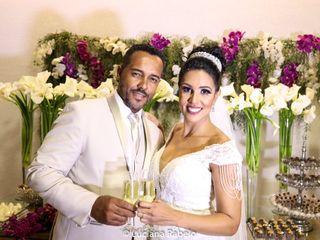 O casamento de Cibelle e Marcelo