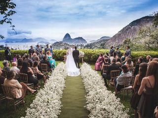 O casamento de Juliana e Adriano