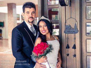 O casamento de Regiane e Douglas