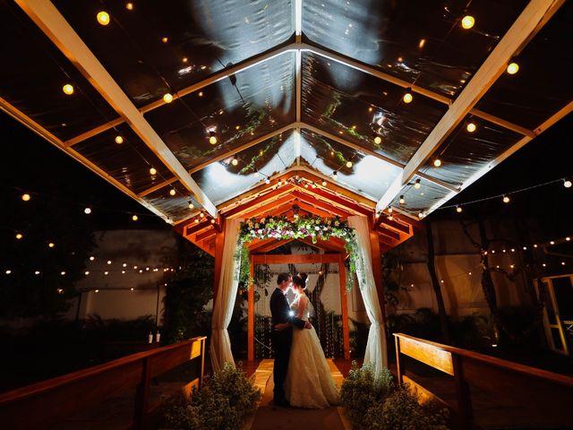 O casamento de Tayna e Magnun