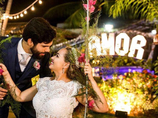 O casamento de Raphaela e Tarcisio