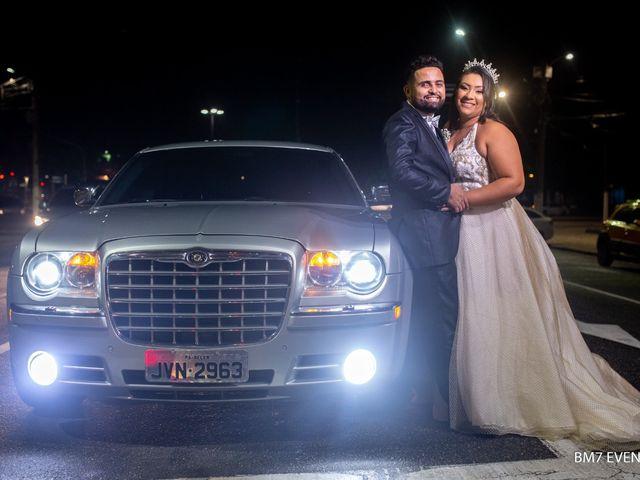 O casamento de Jonas e Tharcia  em Belém, Pará 1