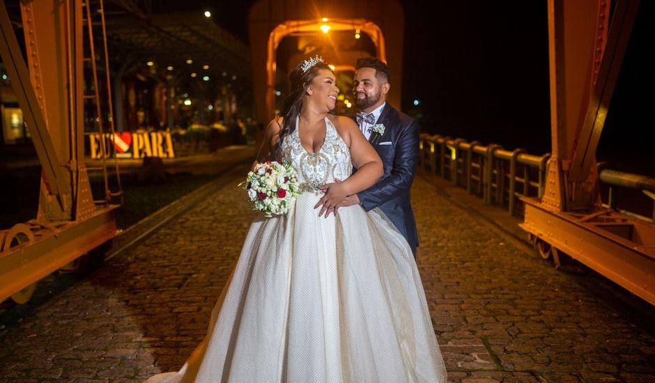 O casamento de Jonas e Tharcia  em Belém, Pará