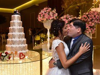 O casamento de Fernanda e Alexsander