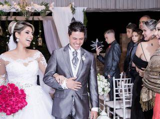 O casamento de Amanda e Nando