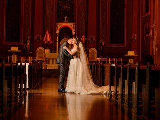 O casamento de Thaas e Evandro