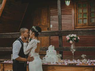 O casamento de Danieli e Douglas