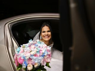 O casamento de Helena e Diego 2