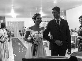 O casamento de Juliane e Willian