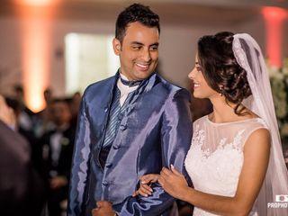 O casamento de Jéssica e Rodrigo