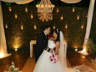 O casamento de Jaqueline e Rafael