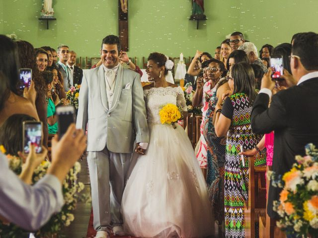 O casamento de Jamile e Cleber