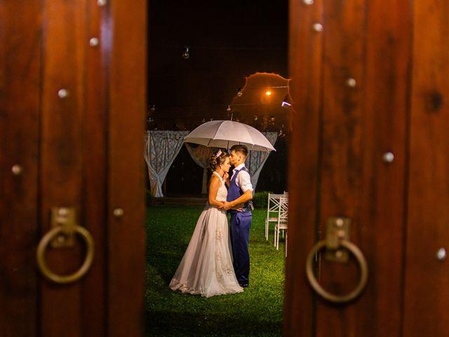 O casamento de Melissa e Clayton