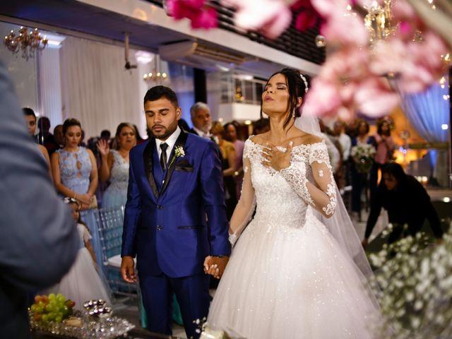 O casamento de Diego e Helena em Nova Iguaçu, Rio de Janeiro 1