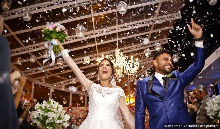 O casamento de Diego e Helena em Nova Iguaçu, Rio de Janeiro