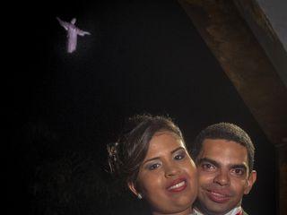 O casamento de Paula e Fabio 1