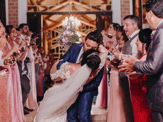 O casamento de Kamila e Carlos Henrique