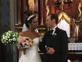 O casamento de Tatiana e Vinicius