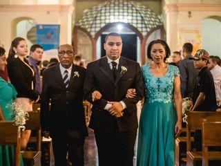 O casamento de Carla  e Valdo  3