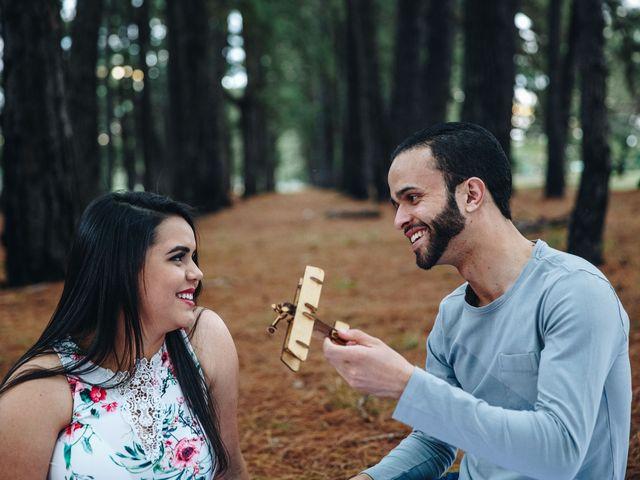 O casamento de Henrique e Ianca em Brasília, Distrito Federal 8