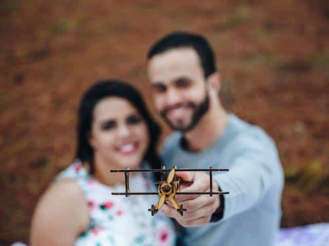 O casamento de Henrique e Ianca em Brasília, Distrito Federal 9