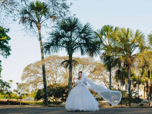 O casamento de Henrique e Ianca em Brasília, Distrito Federal 34