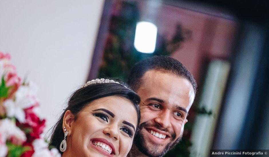 O casamento de Henrique e Ianca em Brasília, Distrito Federal