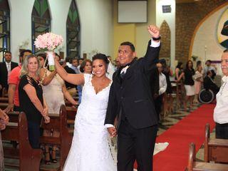 O casamento de Maria Alice  e Wladiney