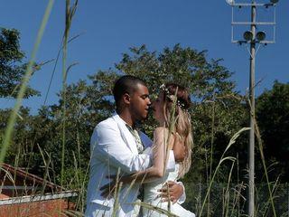 O casamento de Fabiana e Lucas 1