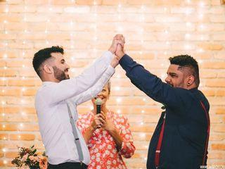 O casamento de Cleyton Fernando e Pedro Henrique 1