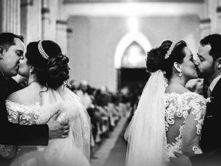 O casamento de Joviane e Josemar